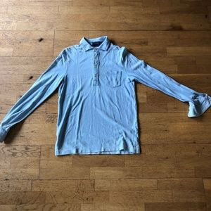 Ralph Lauren Men's Long Sleeve Polo Shirt